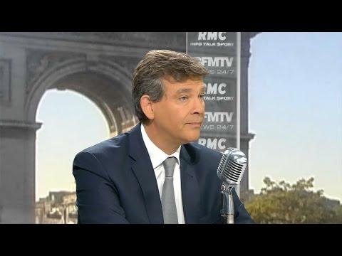 Arnaud Montebourg demande à François Hollande de ne pas être candidat à la primaire