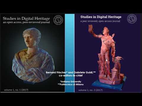 Studies in Digital Heritage: A New, Open Access, Peer-Reviewed Journal