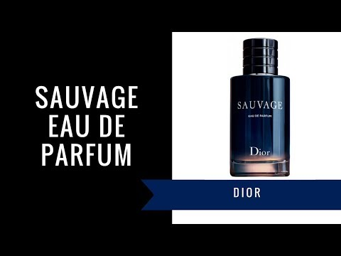 Sauvage Eau de Parfum by Christian Dior | Fragrance Review + Giveaway