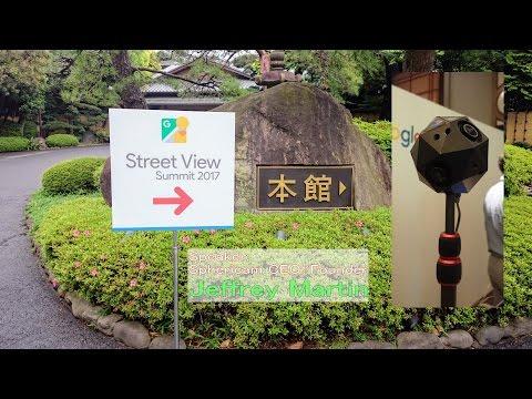 Google Street View Summit 2017 in Tokyo - Day2 Sphericam