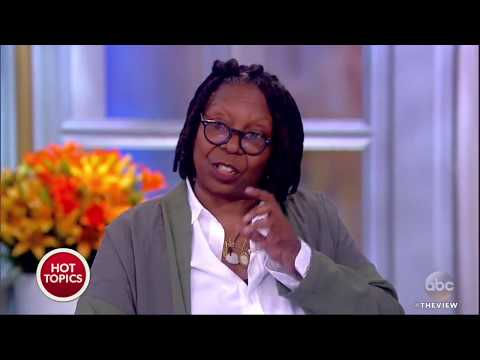 Whoopi Goldberg On Passage From 'The Restless Wave' About John McCain That Moved Her  The View