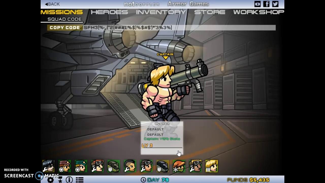Strike Force Heros 3