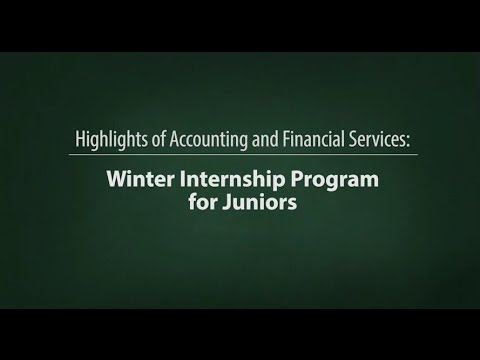 Illinois Wesleyan University Accounting Internships