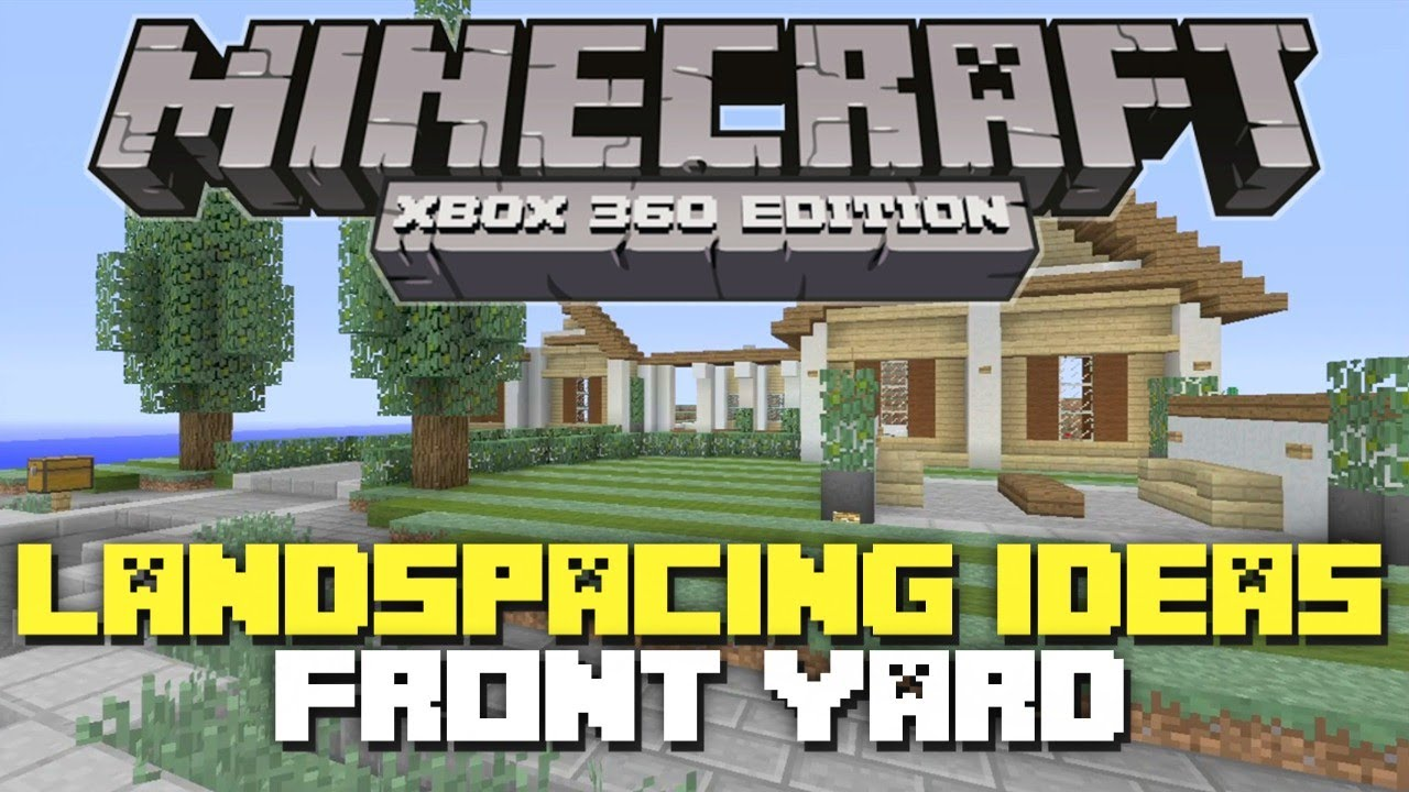25+ Xbox One Minecraft Landscape Ideas Pictures and Ideas on