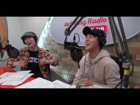 Paul Kim Arirang Radio Super K-pop 170425