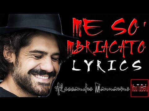 """me sò mbriacato"" HD (LYRICS)"