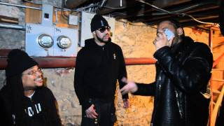Money And Violence / Kosmik Movements Skit For Sound Fi Dead Clash 2015