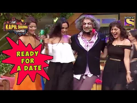 Gulati Is Getting Ready For A Date – The Kapil Sharma Show