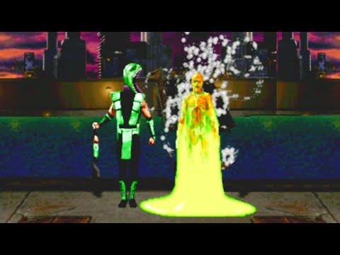 Ultimate Mortal Kombat 3 All Fatalities Arcade Version