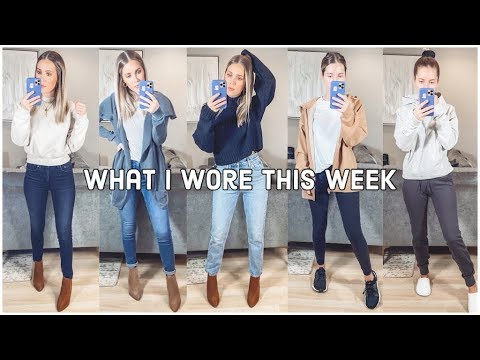 what-i-wore-this-week-|-5-outfits
