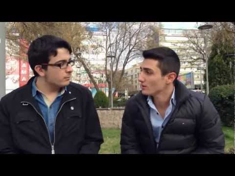 Being A Student In ANKARA