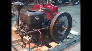 3 HP Ohio hit miss gas engine