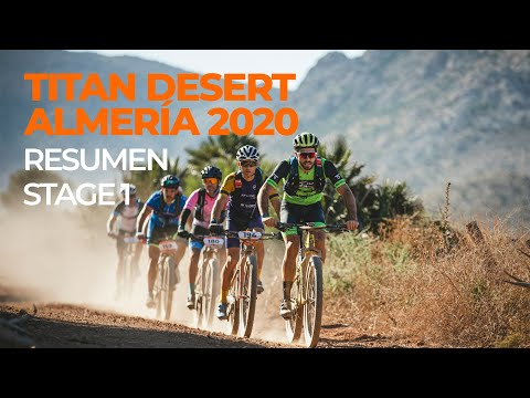 TITAN DESERT ALMERÍA 2020 | RESUMEN ETAPA / STAGE 01