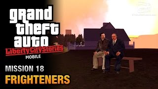 GTA Liberty City Stories Mobile - Mission #18 - Frighteners
