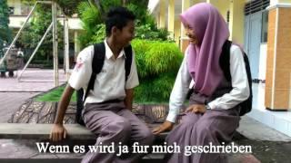"""Kenangan Terindah """"SAMSON"""" - Versi Bahasa Jerman"""
