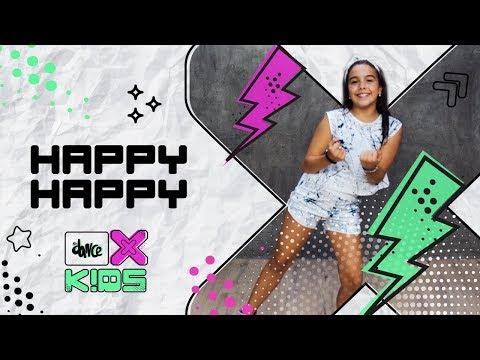 Happy Happy - Nacho Ft. Los Mendoza | FitDance Kids (Coreografía) Dance Video
