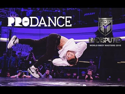 VICTOR VS ISSEI | PRE-ROUNDS | UNDISPUTED WORLD BBOY MASTERS 2016
