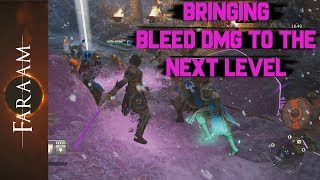 Beyond good and evil! Bringing the bleed damage to a new level - For Honor
