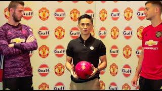 Gulf Fan Academy - Sunil Chhetri