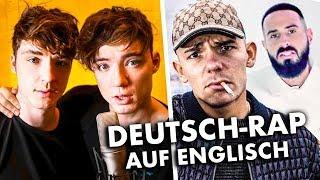 7 DEUTSCH-RAP SONGS auf ENGLISCH 🇬🇧