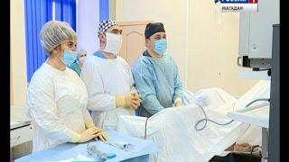 Пополнение из семи молодых медиков на Колыме