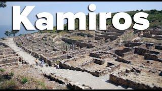 Ancient Kamiros – Rhodes, Greece