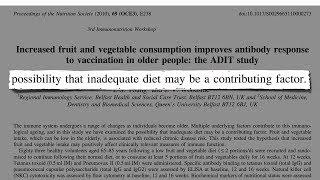 Posílení imunity prostřednictvím stravy