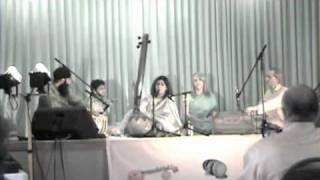 Neeraja Aptikar at the INDIAN CLASSICAL MUSIC FESTIVAL VANCOUVER
