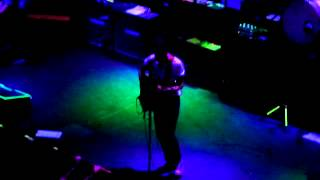 """All american rejects live at Motor City Soundboard 2012 """"Bleed into your mind"""""""