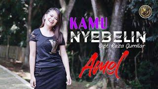Amel - Kamu Nyebelin ( Official Musik Video)