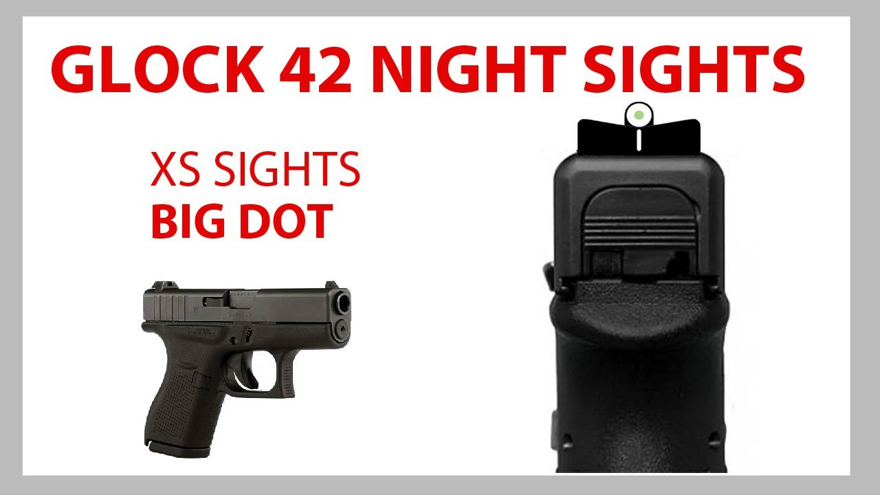 Best Ghost Ring Sights For Glock