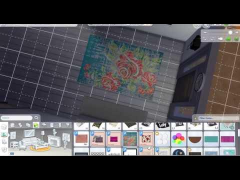sims4 create a room!