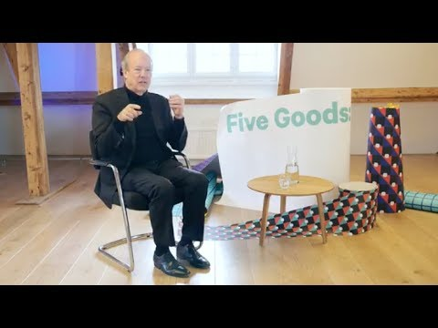 Interview with William McDonough | Cradle to Cradle & Fashion For Good