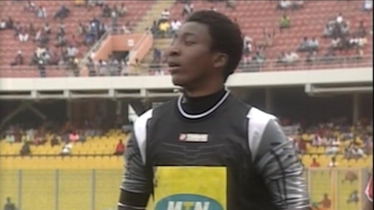 VIDEO: Throwback To When Felix Annan Made His Asante Kotoko Debut Against  Hearts of Oak - MyFabulousOnline