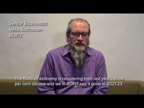 BOFIT Forecast for Russia 2021–2023 / 1