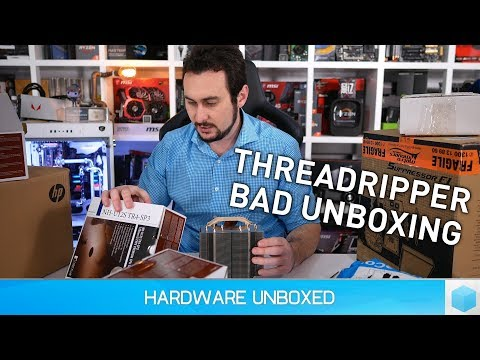 Unboxing Boxes #37: AMD A12-9800 Unboxing + Threadripper Done Right!