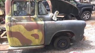 1956-dodge-truck-rescue-first-start-drive-in-10-years