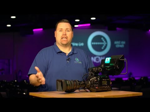Review of Blackmagic URSA Broadcast, ATEM 4 M/E Broadcast Studio 4K & ATEM 1 M/E Advanced Panel