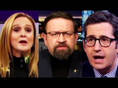 Sam Seder Makes Gorka-Bashing Cameo On 'Full Frontal With Samantha Bee'