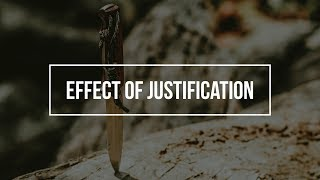 John Piper - The Effect of Justification (Sermon Jam)