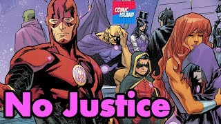 No Justice - Everything you need to know about Snyder's Justice League!