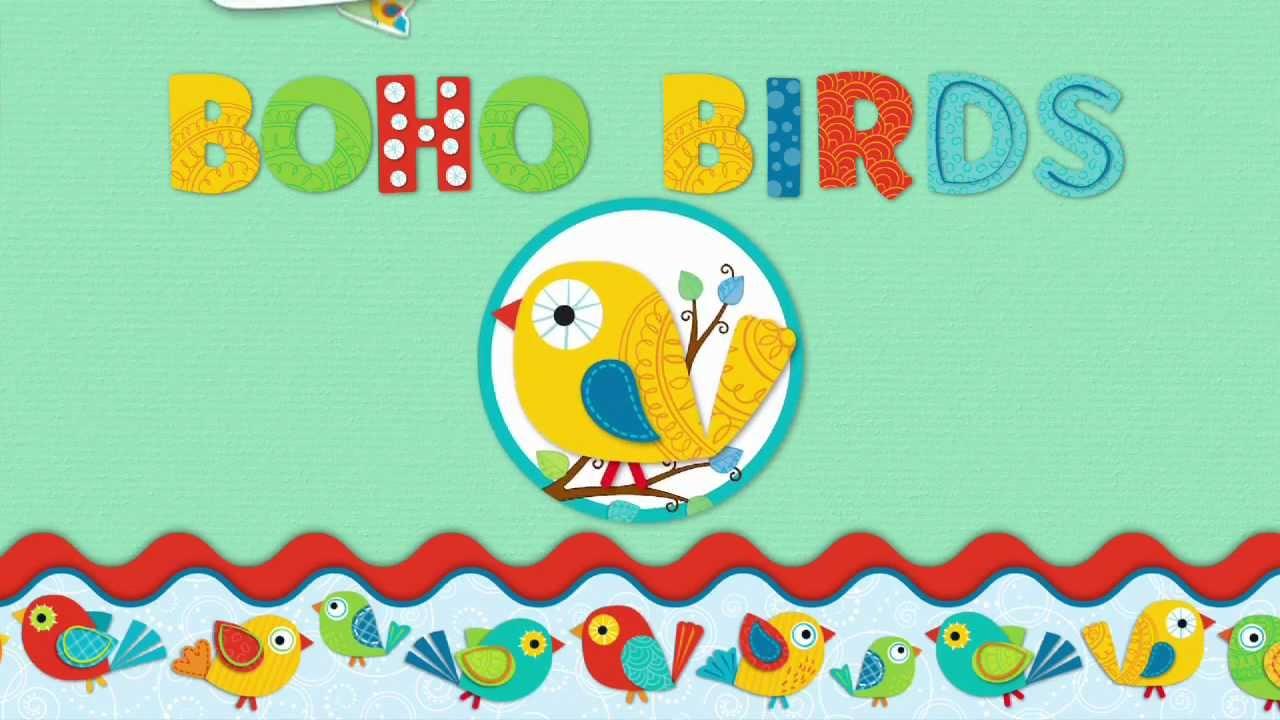 More Than Decor Boho Birds Classroom Collection From Carson Dellosa