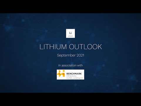 Lithium Outlook with Benchmark Mineral Intelligence