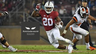 Don't forget to stash Bryce Love in fantasy football dynasty leagues