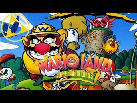 """On Vacation To a Tropical Island "" - Kinan Plays Wario Land #01"