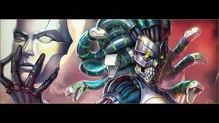 Smite: Barraccudda  - Medusa [Hunter] - Season 4  Ranked Match
