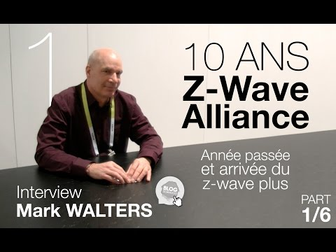 Domadoo - Interview Mark Walters - Z-Wave Alliance VO (1/6)