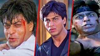 शाहरुख खान ऑल बेस्ट एक्शन सीन | किंग का खान मार कार्रवाई एक्शन