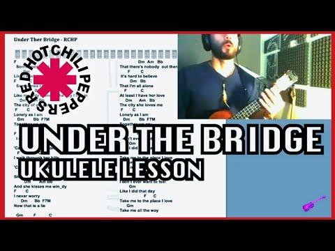 Under The Bridge Ukulele