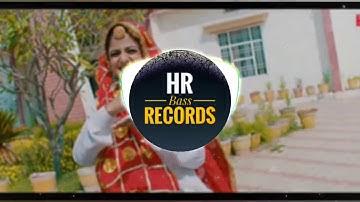 COLLEGE AALI CHORI | Ashoka Deswal | Bass Boosted | New Haryanvi Song | HR Bass Records